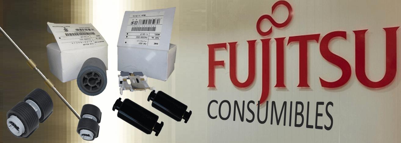Consumibles Fujitsu