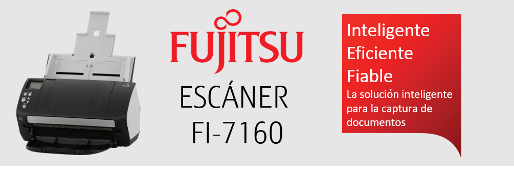 Aviso Escaner Fi-7160
