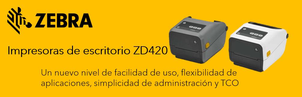 Zebra ZD420
